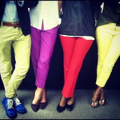 fashion color apa arti pakaian yang kamu kenakan