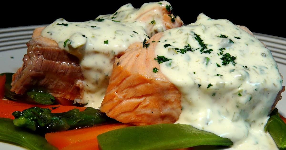 Cocinar para los amigos salm n cocido con verduras y - Cocinar verduras para dieta ...