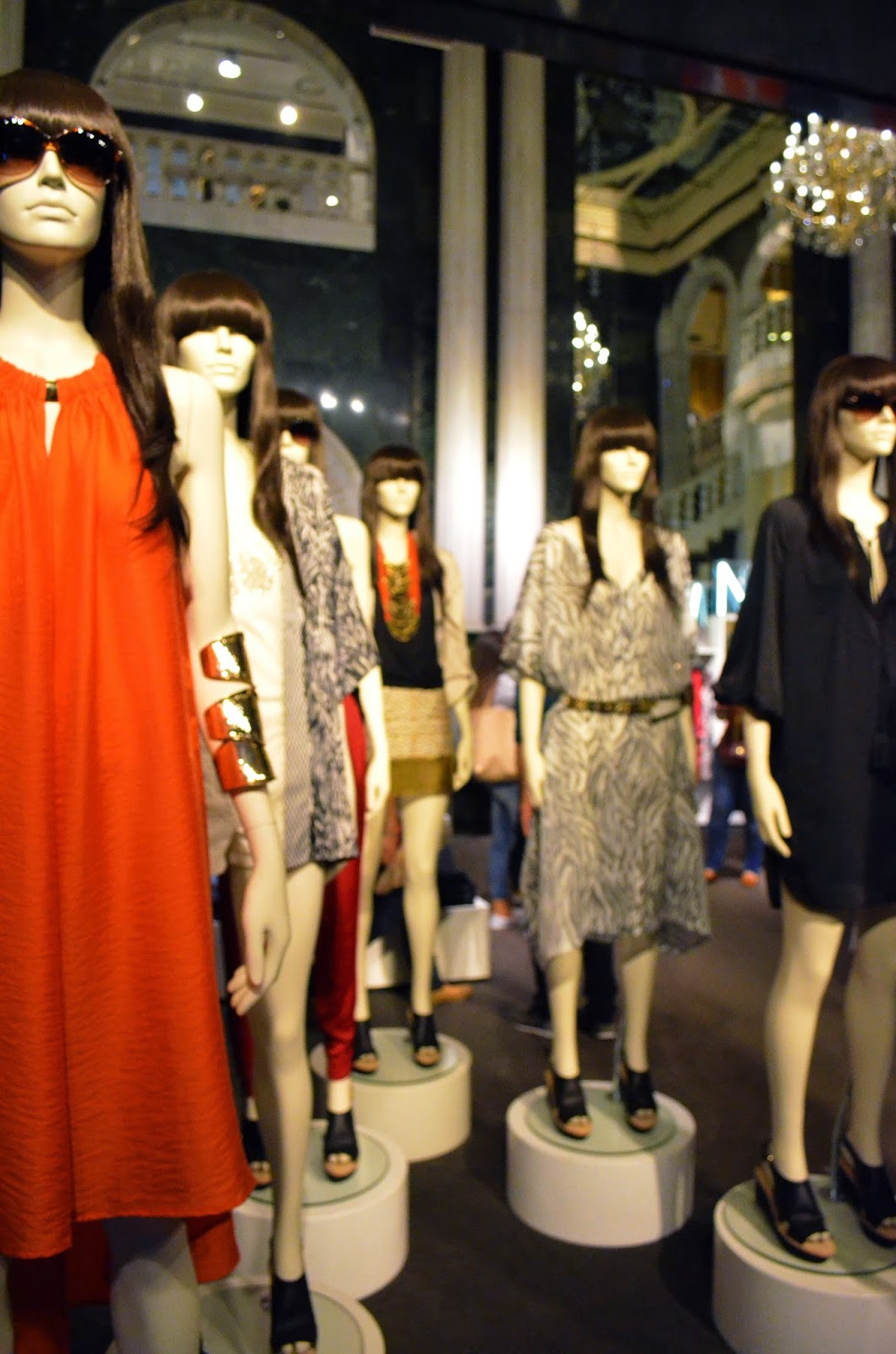 hey vicky hey, victoria suarez, h&m, conscious collection