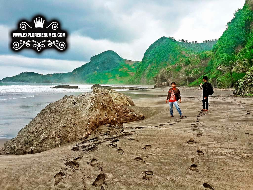 Pantai Pecaron Kebumen