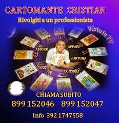 CARTOMANTE CRISTIAN VISTO IN TV,CLICCA QUI