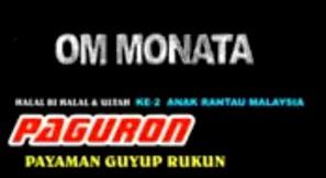 Monata Live Paguron 2014