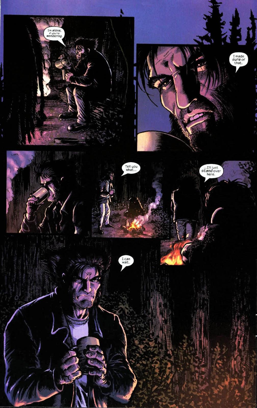 Read online Wolverine (2003) comic -  Issue #14 - 8