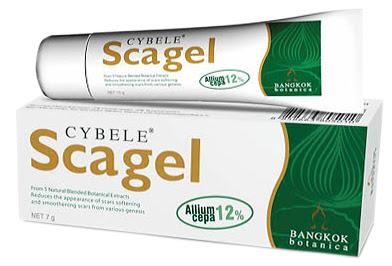 Cybele Scagel ลดจุดด่างดำจากสิว