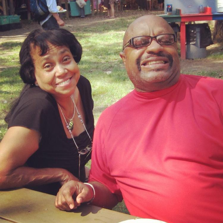 Eileen & Jerry Baxtron Sr.
