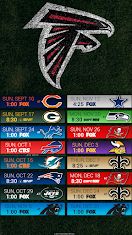 2017 Atlanta Falcons Schedule