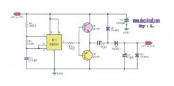 555 Timer for DC to DC Converter