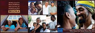 Rede Nacional de Controle Social e Saúde da População Negra