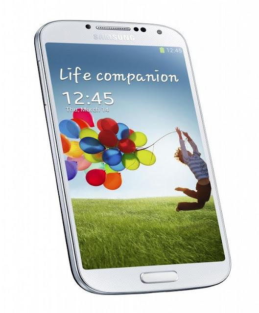 Samsung Galaxy S4 Beyaz