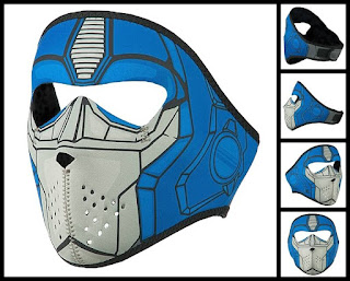 Youth Guardian Neoprene Face Mask