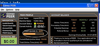 GomezPeer Online Menghasilkan Dolar