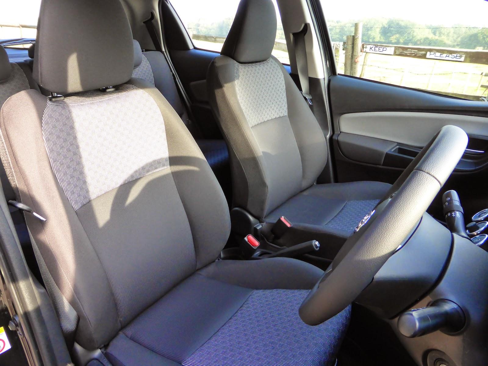 2014 Toyota Yaris 1.33 Icon