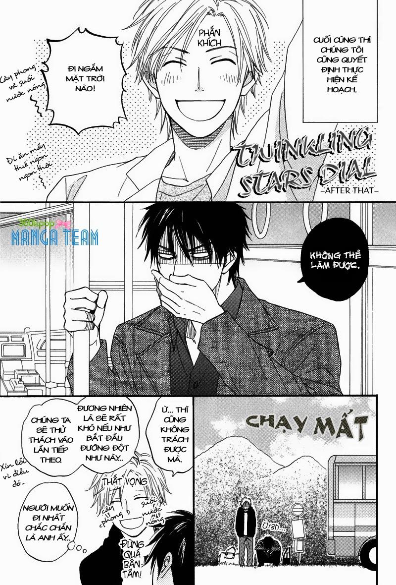 TruyenHay.Com - Ảnh 1 - Kiraboshi Dial Chap 6
