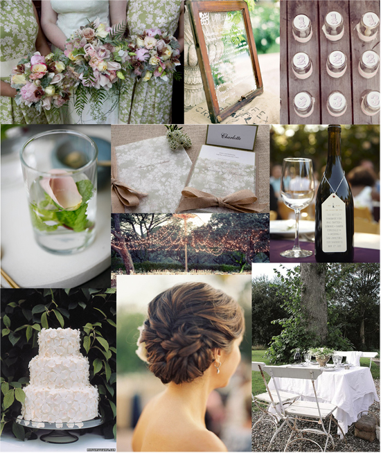 Little rustic wedding