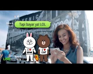 Perang Iklan Chatting di Indonesia Semakin Seru