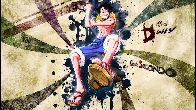 Hình ảnh đẹp của Luffy - Ảnh 20