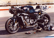 My Classic Motorcycle: HarleyDavidson VR1000 at Daytona