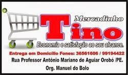 MERCADINHO TINO