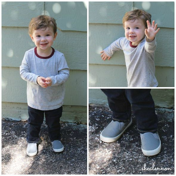fall toddler wardrobe and smart shopping tips | www.shealennon.com