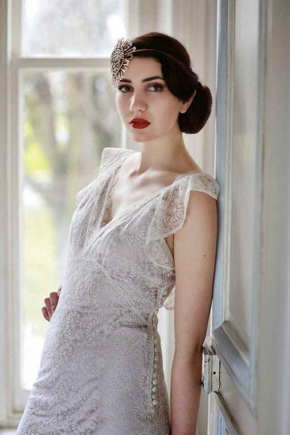 Heavenly Vintage Brides - UK vintage wedding blog: Vintage-style ...