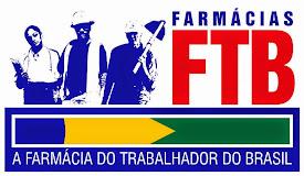 Interessado na Franquia das Farmácias FTB? Click na Logomarca.