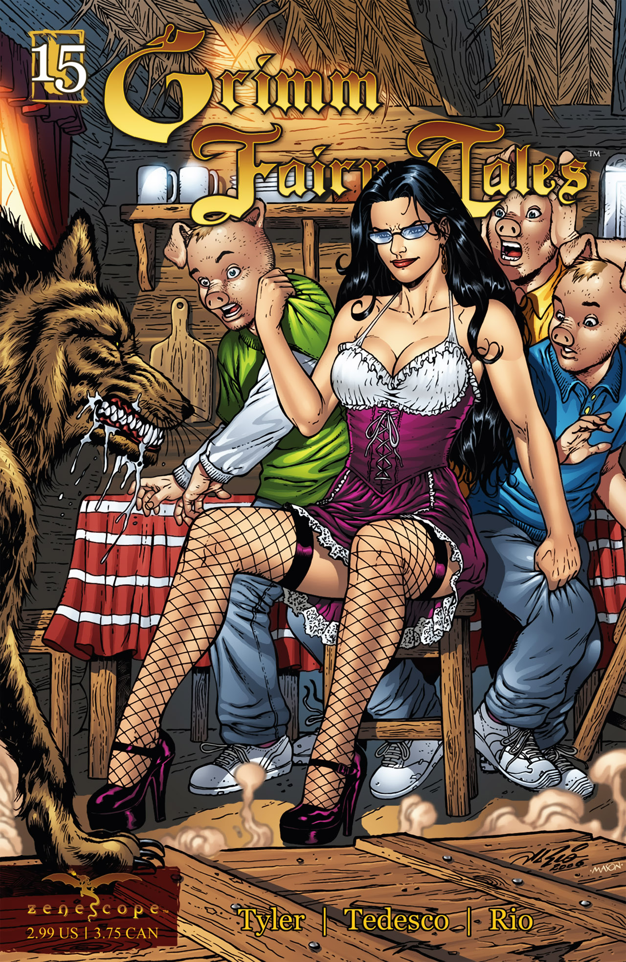 Grimm Fairy Tales (2005) Issue #15 #18 - English 1