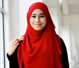 Cara Tutorial Hijab Modern Santun Untuk Semua Acara