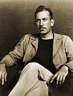 a look at the journey of john ernst steinbeck iii into writing Teacher's study guide - the grapes of wrath 1902 to john ernst steinbeck pynchon journey into the mind of watts.