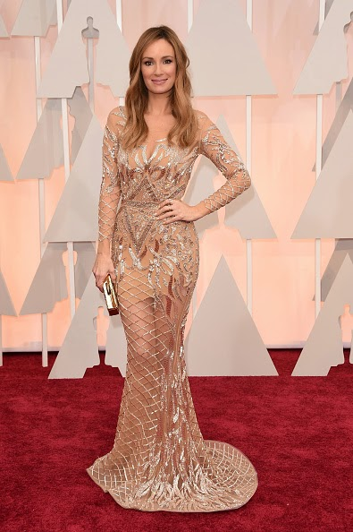 Catt Sadler Red Carpet 87th Annual Academy Awards