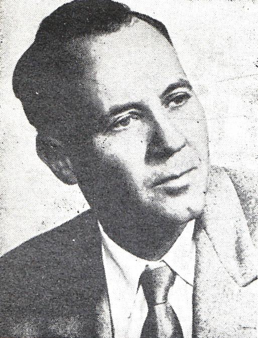 Daniel Fry az ötvenes évek közepén
