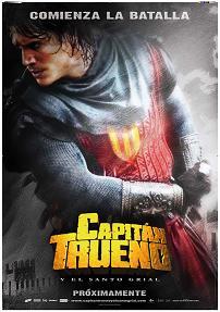 Capitán trueno cartel