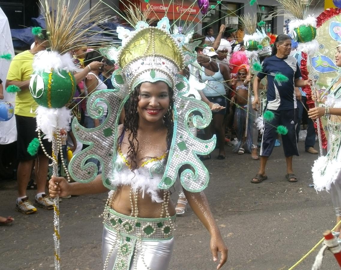 Tradición de los Carnavales de El Callao 2013