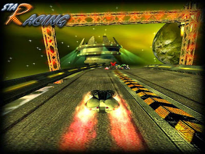Download Star Racing Game Balap Mobil Luar Angkasa
