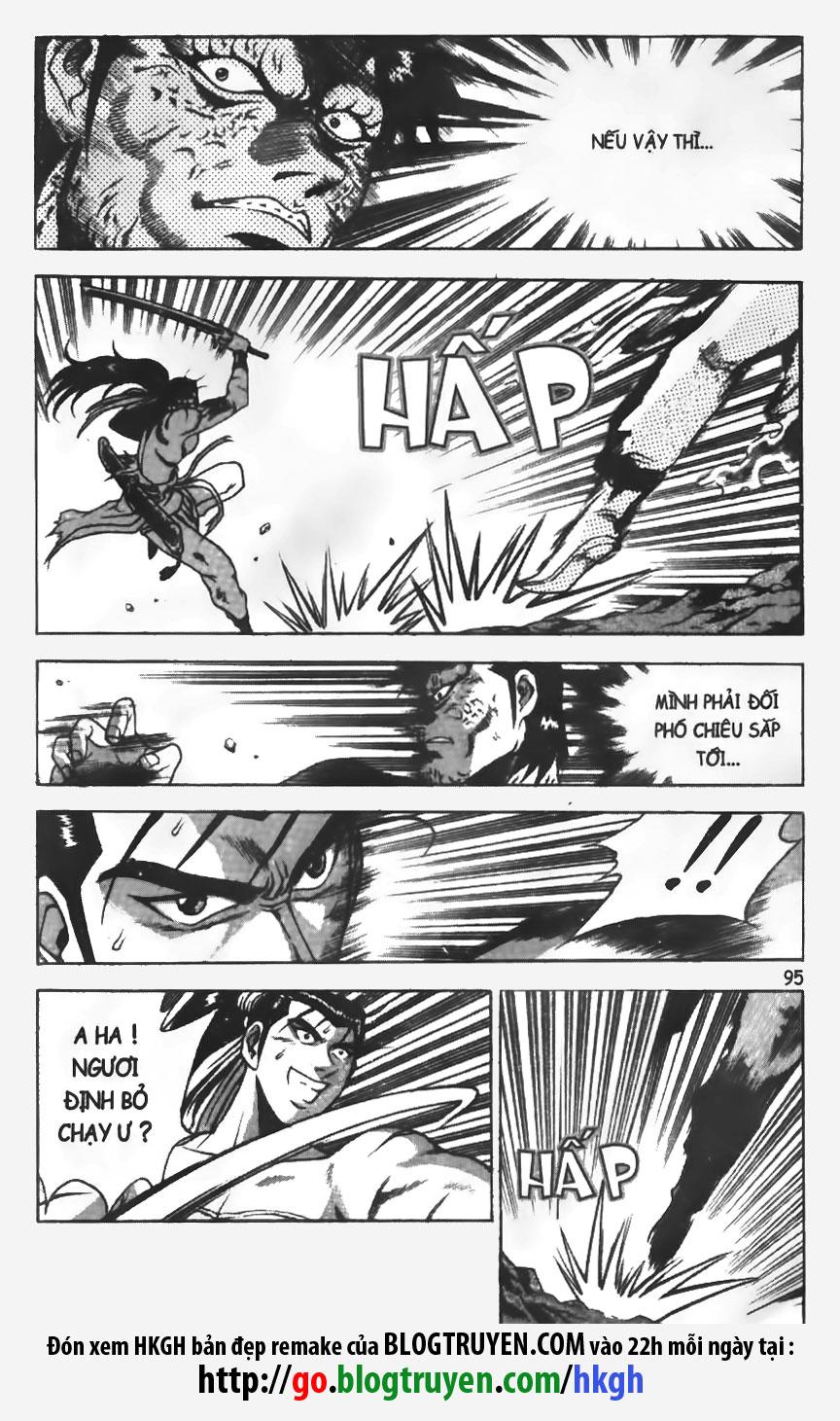 Hiệp Khách Giang Hồ chap 155 Trang 19 - Mangak.info