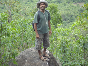 "Mr Nikhil.Bhopale, proprietor ""Gaia Eco Tours""."