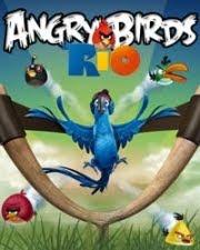 Angry Birds Rio Oyunu