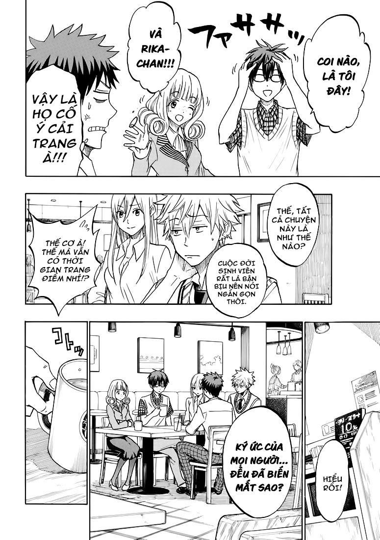 Yamada-kun to 7-nin no majo chap 206 Trang 15 - Mangak.info