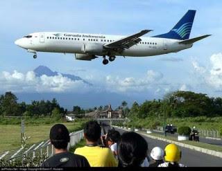 Garuda Indonesia akan Masuk di Tarakan Borneo