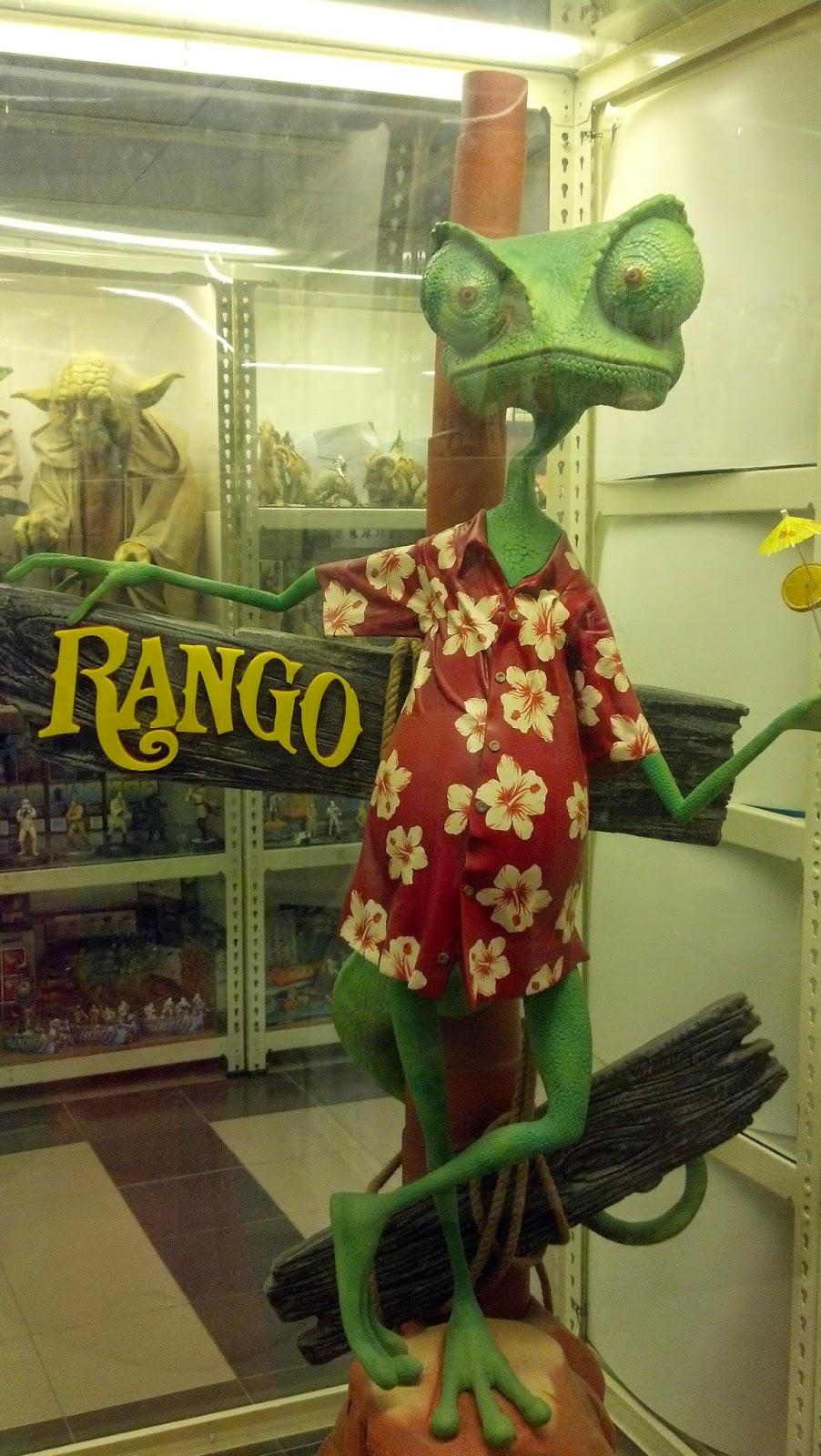 rango poster,rango puppet,upin-ipin