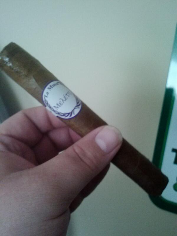 Emilio Cigars Gary Griffith Melete