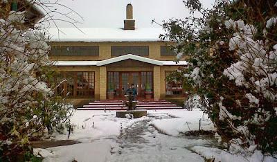 Opady śniegu RPA