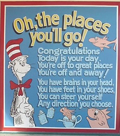 Dr Seuss Retirement Quotes. QuotesGram