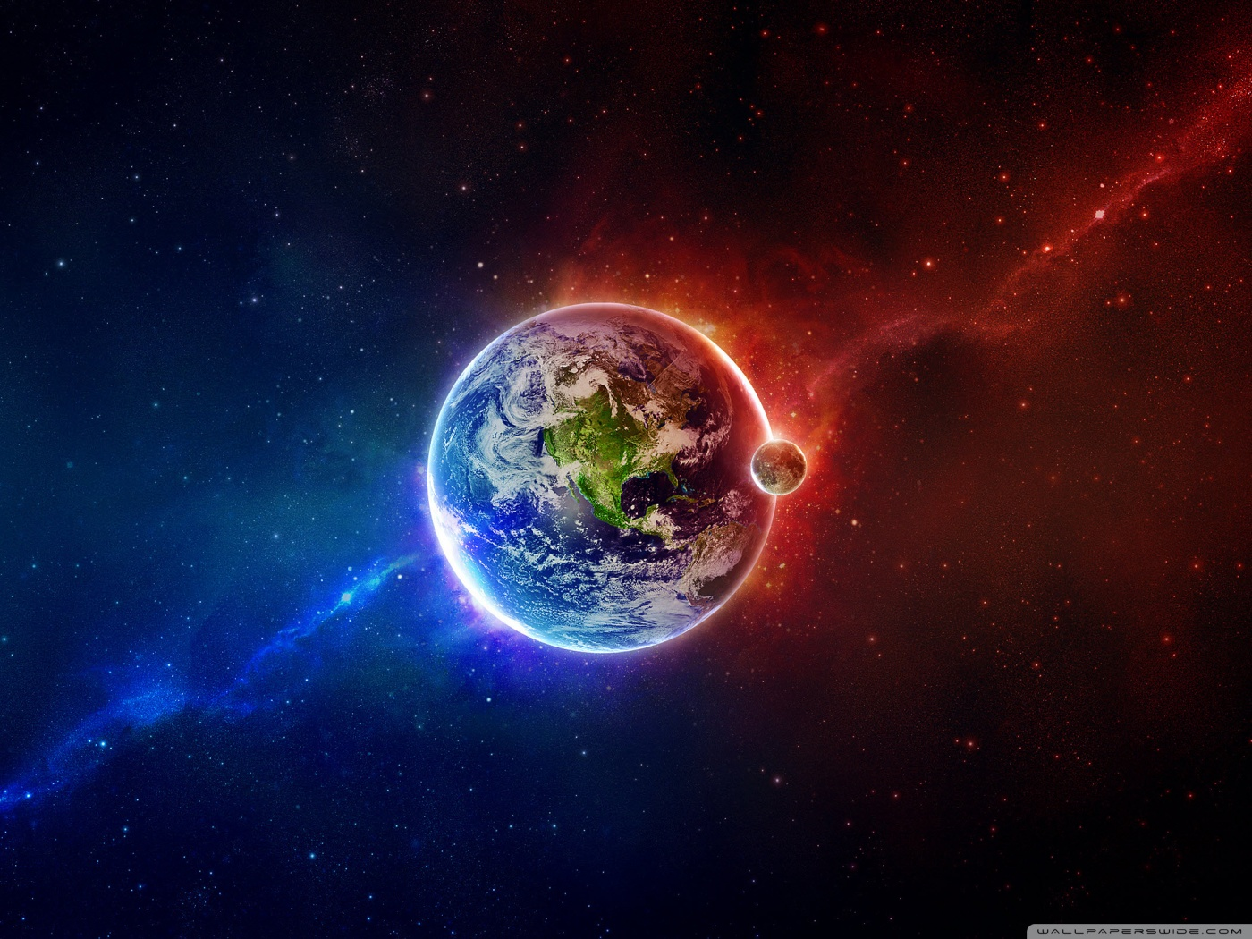 amazing world: unbelivable space wallpaper in hd