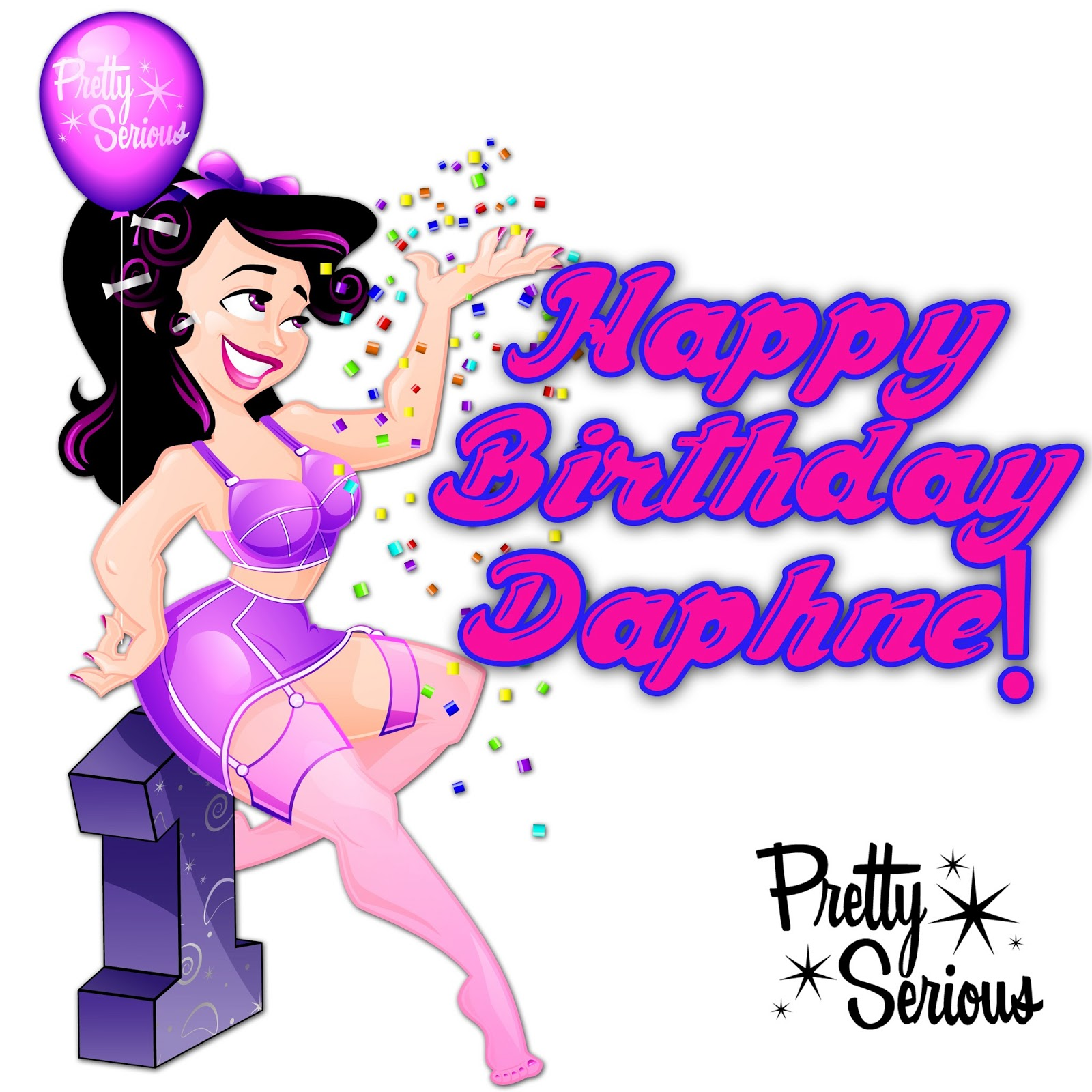 It's All About The Polish: It's Daphne's Birthday
