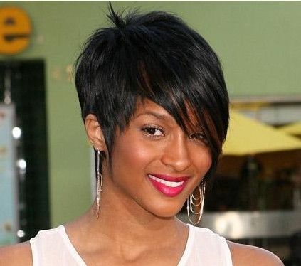 short haircuts 2010 black women. short hair styles for lack