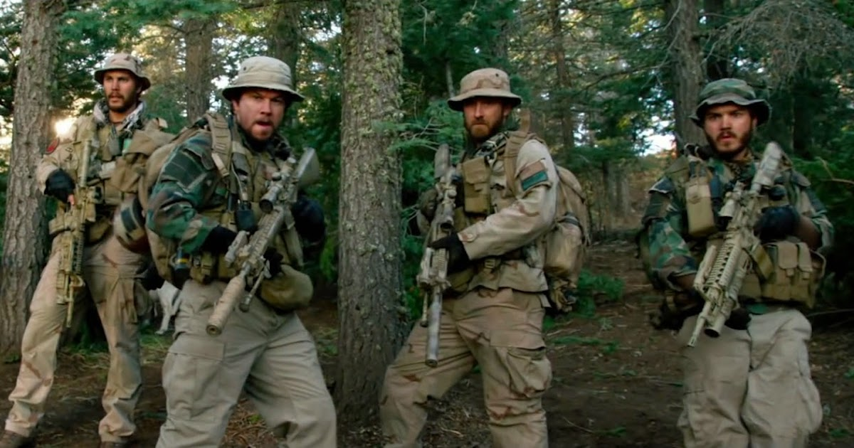 Lone Survivor - Michael Murphy's Tactical Rig, Backpack ...