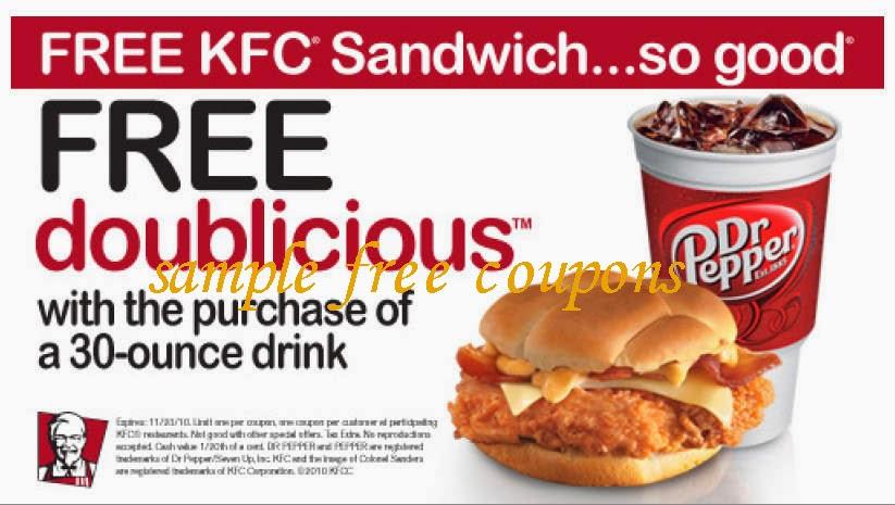 Kentucky fried chicken nl coupons