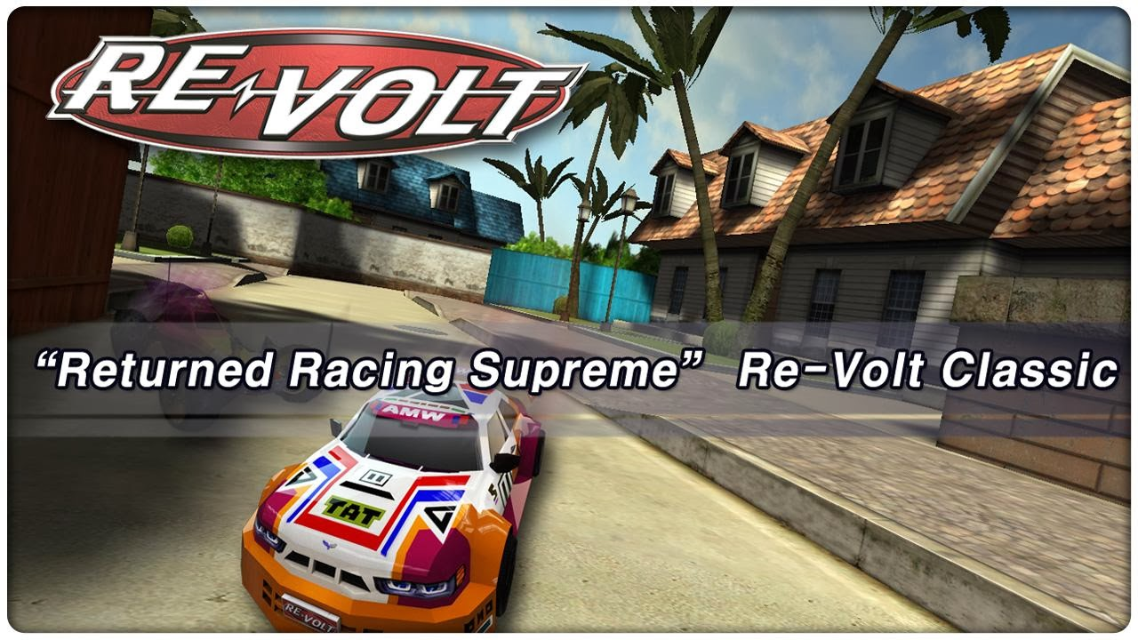 RE-VOLT Classic(Premium) - 3D v1.1.3 Hileli Kilitler Açık Full İndir