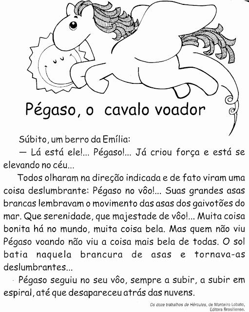 Atividades de português 3 ano fundamental interpretação de texto