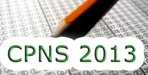 Jadwal Pelaksanaan Seleksi CPNS Tahun 2013